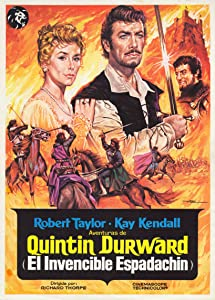 MP4 movies mobile download Quentin Durward by Richard Thorpe [[movie]