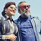Anubhav Sinha and Taapsee Pannu in Thappad (2020)
