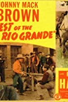 West of the Rio Grande (1944) Poster