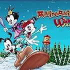 Jess Harnell, Tress MacNeille, and Rob Paulsen in Animaniacs: Wakko's Wish (1999)