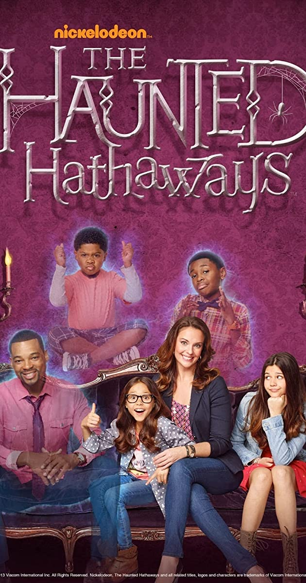 The Haunted Hathaways (TV Series 2013–2015) - IMDb