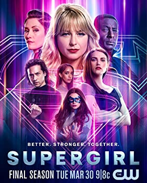 Supergirl : Season 6 WEB-HD 480p & 720p | [Episode 6 Added]