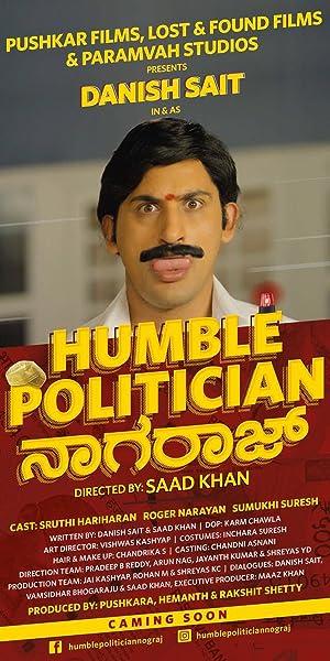 Where to stream Humble Politician Nograj