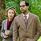 Rajkummar Rao and Anna Ador in Bose: Dead/Alive (2017)