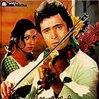 Rishi Kapoor and Tina Ambani in Karz (1980)