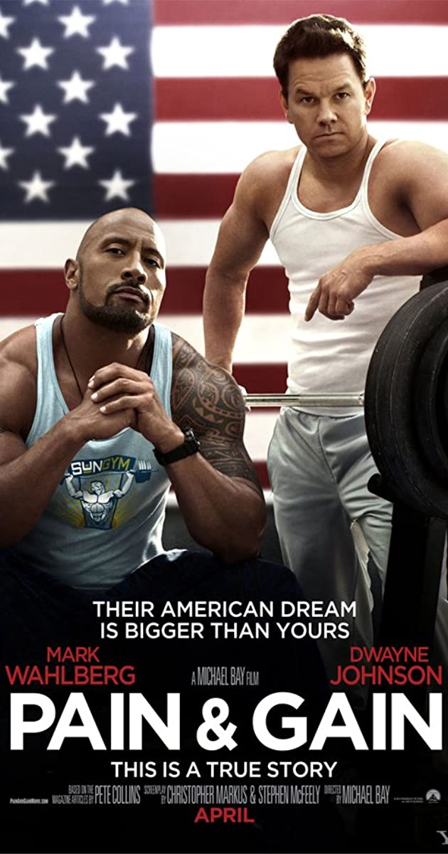 Pain & Gain: The A Game - Michael Bay's 'Pain & Gain' (Video 2013) - IMDb