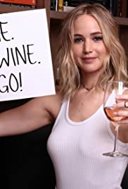 Jennifer Lawrence Plays: Movie Review or Wine Review? Poster