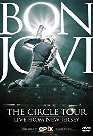 Bon Jovi: The Circle Tour Live from New Jersey Poster