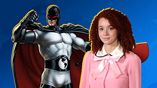 "Erin Kellyman Masks Up for ""The Falcon and the Winter Soldier"""