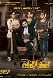Vakeel Saab (2021) Telugu 720p HDRip Download