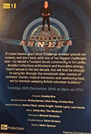 Challenge Anneka Poster