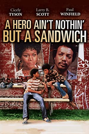 Where to stream A Hero Ain't Nothin' But a Sandwich