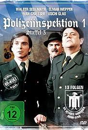 Polizeiinspektion 1 Poster
