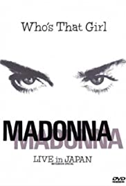 Madonna: Who's That Girl - Live in Japan Poster