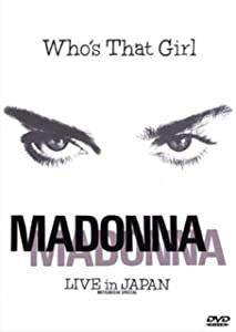 Downloading new comedy movies Madonna: Who's That Girl - Live in Japan by Mark Aldo Miceli [480x640]