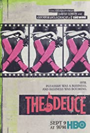 View The Deuce - Season 1 (2017) TV Series poster on Ganool
