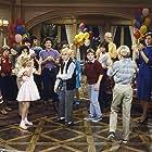 Erin Gray, Bobby Fite, Joel Higgins, Johnny Lozada, Charlie Massó, Corky Pigeon, Miguel Cancel, Ricky Melendez, Menudo, and Ray Reyes in Silver Spoons (1982)