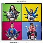 Shamim Hilaly, Samina Peerzada, Sarmad Irfan Khosat, Sohai Ali Abro, and Adnan Sarwar in Motorcycle Girl (2018)