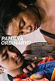 Ronwaldo Martin and Hasmine Kilip in Pamilya ordinaryo (2016)