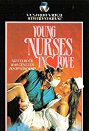 Young Nurses in Love Poster