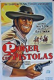 Un poker di pistole Poster