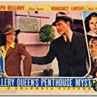 Ralph Bellamy and Margaret Lindsay in Ellery Queen's Penthouse Mystery (1941)