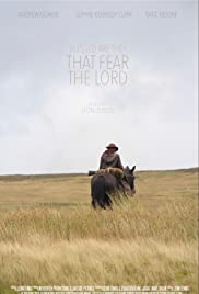 Blessed Are They That Fear the Lord Poster