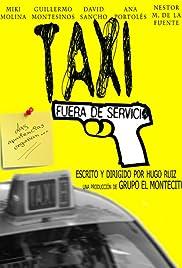 Taxi fuera de servicio Poster