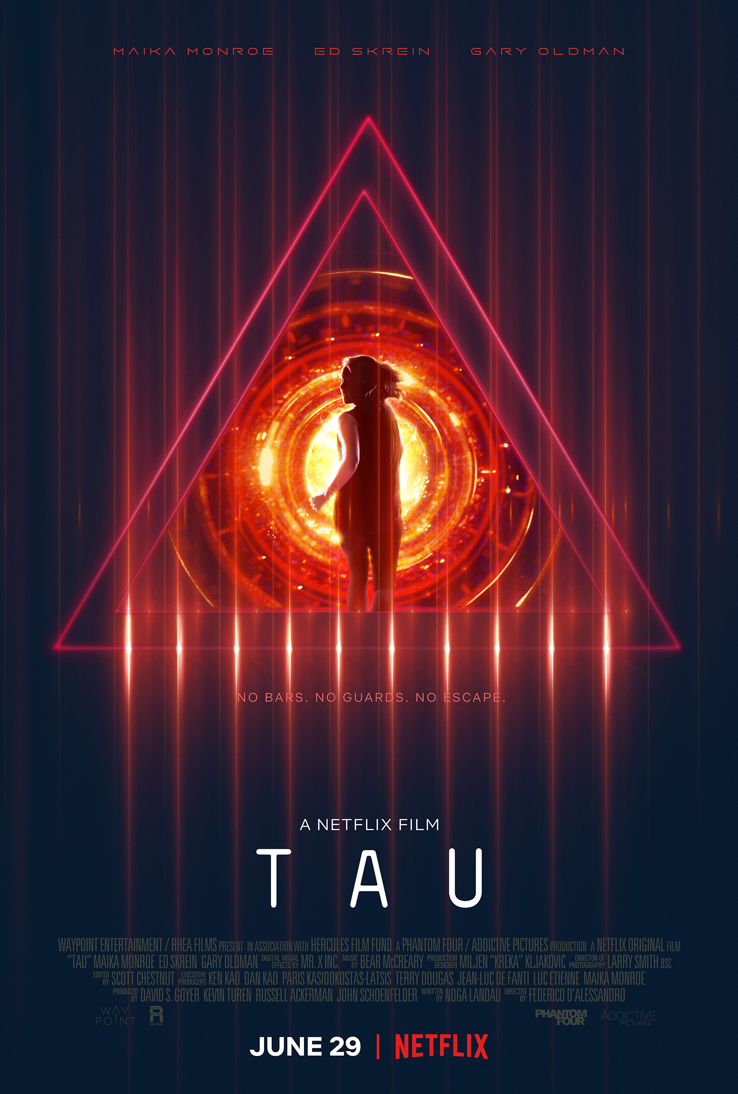 Tau (2018) - IMDb