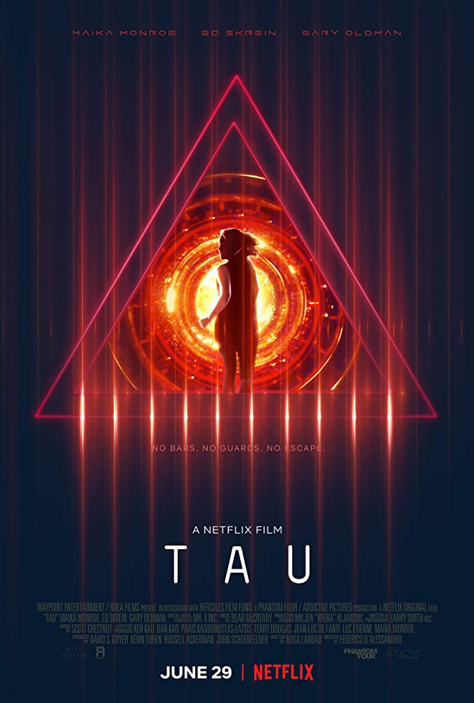 Tau (2018) WEB-DL Direct Download