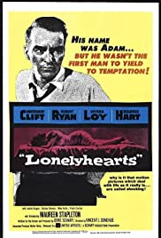 Lonelyhearts (1958) Poster - Movie Forum, Cast, Reviews