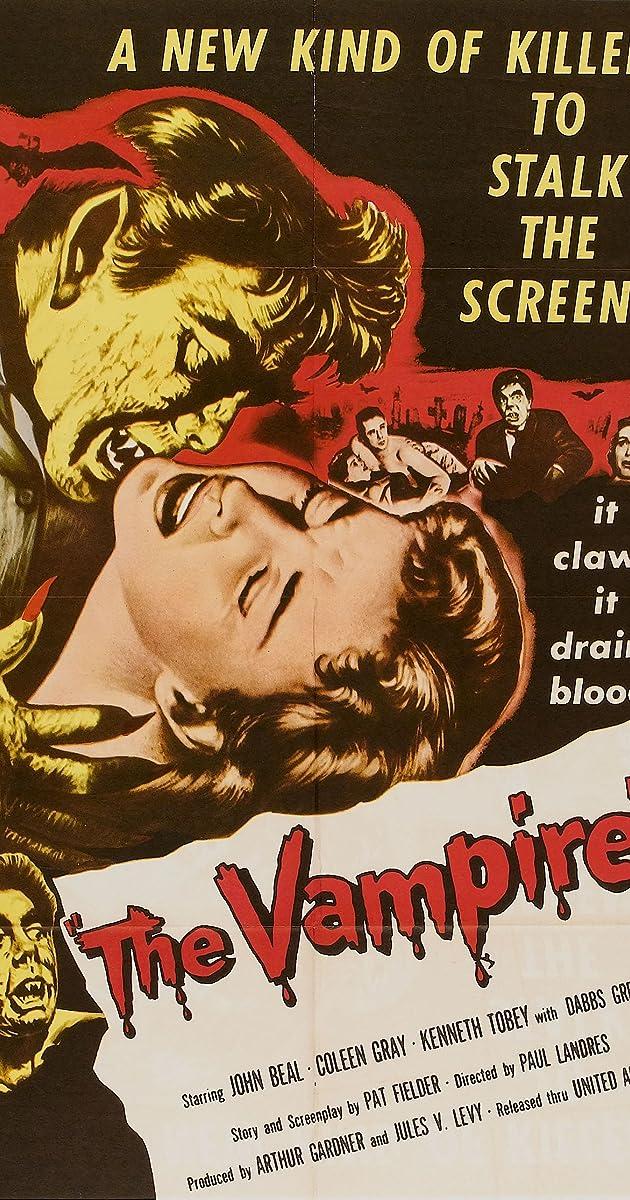 Subtitle of The Vampire