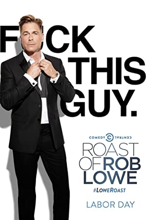 Where to stream Comedy Central Roast of Rob Lowe