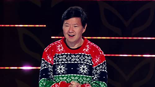 The Masked Singer: Fox Performs This Christmas