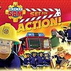 Steven Kynman, Tegwen Tucker, and David Carling in Fireman Sam: Set for Action! (2018)