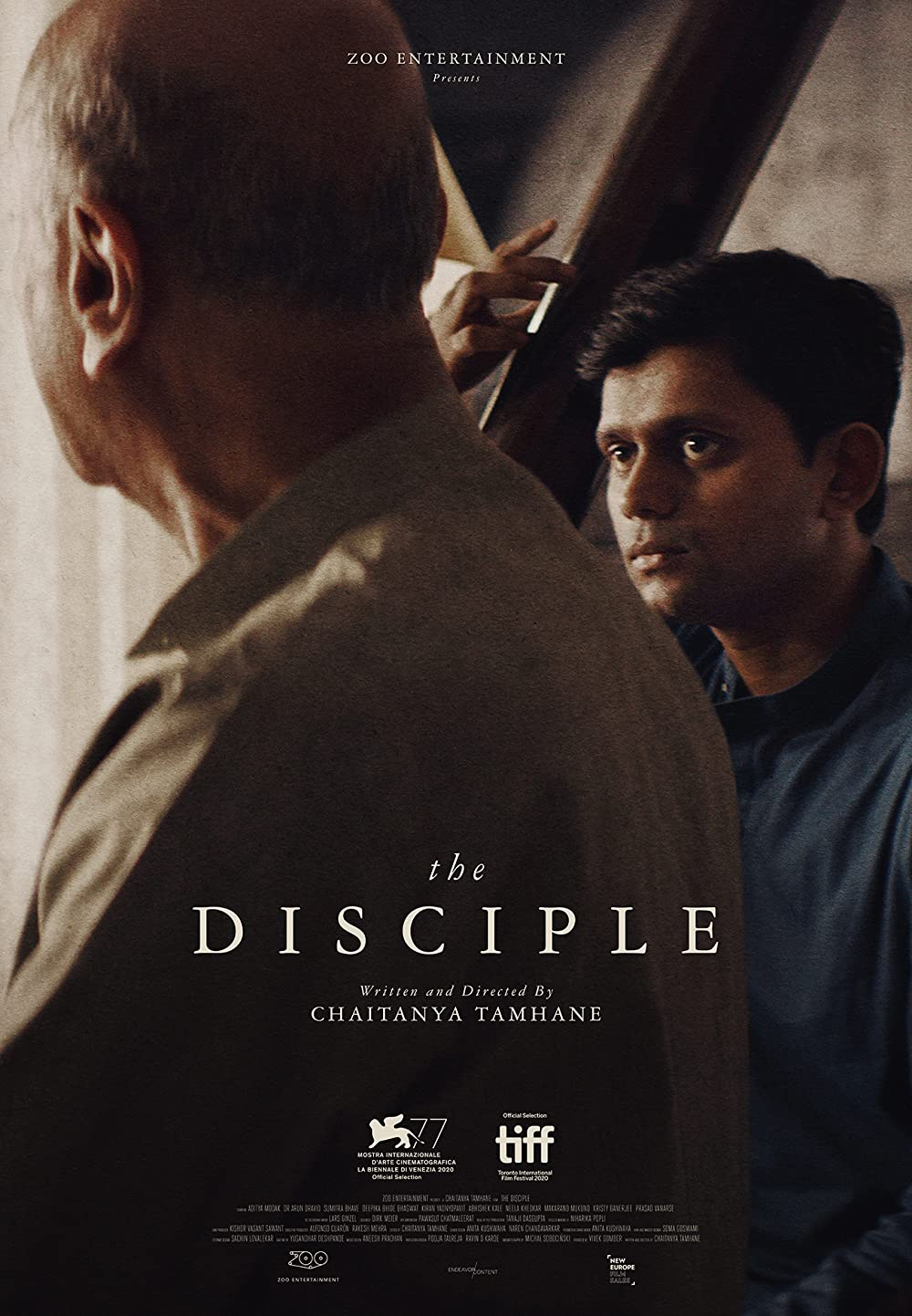 The Disciple 2021 Marathi 720p HDRip MSubs 870MB Download