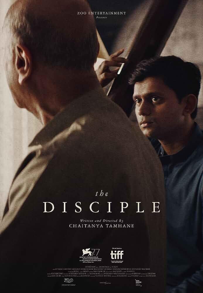 The Disciple (2020) Marathi 720p HEVC HDRip x265 AAC ESubs Full Marathi Movie [650MB]