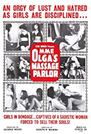 Mme. Olga's Massage Parlor Poster