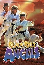 Black Belt Angels Poster