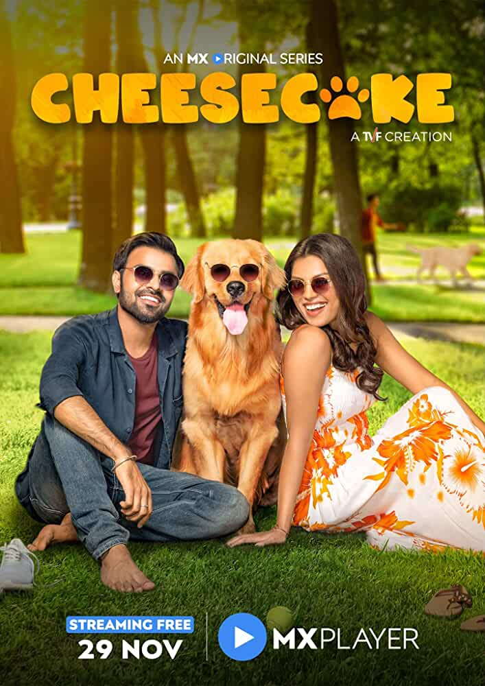 Cheesecake (2019) Hindi Season 1-MX Player