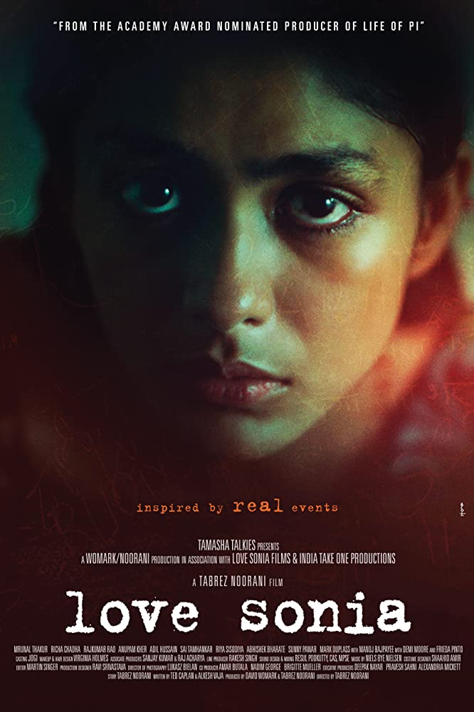 Love Sonia (2018) Hindi (1CD) Pre-DVDRip x264 700MB