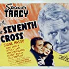 Spencer Tracy and Signe Hasso in The Seventh Cross (1944)