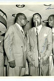 The Golden Gate Quartette Picture
