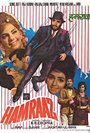 Hamraaz Poster