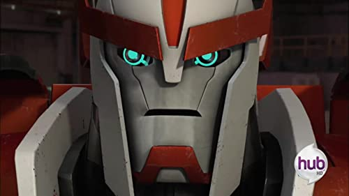 Transformers Prime: I Wish I Could Do More