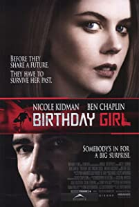 Watch english movies full online Birthday Girl [Mkv]