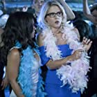 Danielle Nicolet and Emily Bett Rickards in The Flash (2014)