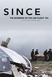 Since: The Bombing of Pan Am Flight 103 Poster