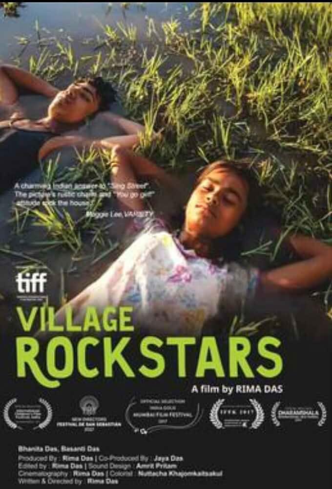 Village Rockstars (2017) 1080p HEVC HDTVRip- Oscar Of. Entry India
