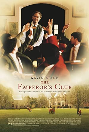 The Emperor's Club Poster Image